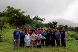 Manpada- Backyard Trail